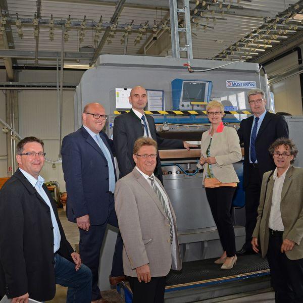 Eröffnung des neuen Produktionsstandortes | Im Sommer 2013 wurde der neue Produktionsstandort in Waizenkirchen eröffnet. Im Juni desselben Jahres gab es diesbezüglich eine große Eröffnungsfeier.