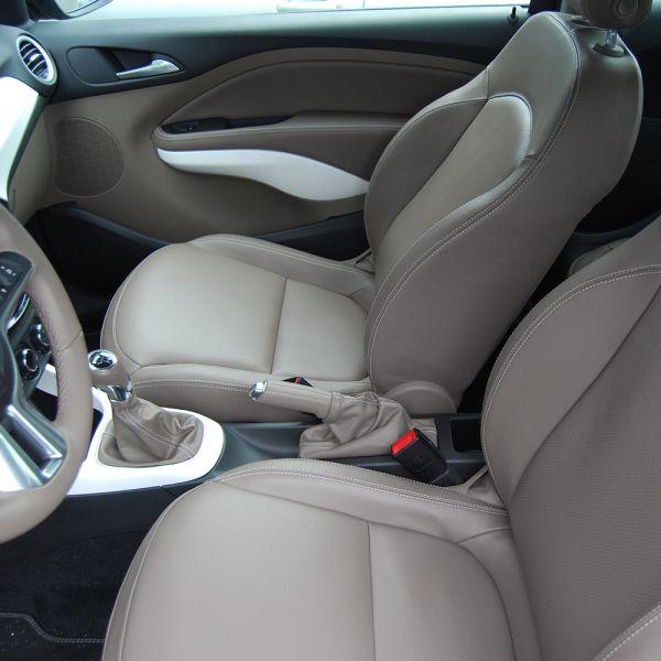 Serienstart von Spaltleder für Sitze, Türverkleidungen, Anbauteile | Erstmalig findet unser Spaltleder nicht nur im Lenkradlederbereich, sondern auch im Sitzlederbereich großer, namhafter Automobilhersteller Anwendung.
