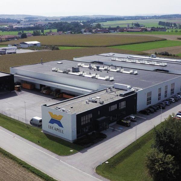 Fertigstellung der neuen Halle 2b | Um unsere Produktionskapazitäten weiter zu erweitern folgt im Jahr 2018 ein weiterer Zubau, die Halle 2b.